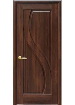 Двери Прима ПГ каштан Новый Стиль