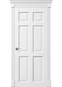 Двери Америка ПГ белое DVERIPRO