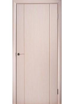 Двері Глазго венге, біл дуб ПГ Woodok