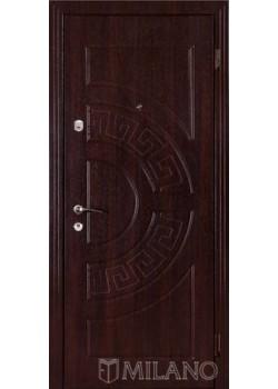 Двері Джента 104 венге Мілано