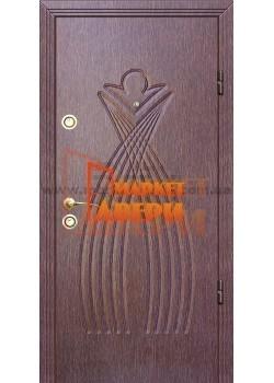 Двері Джента 105 кокос Мілано