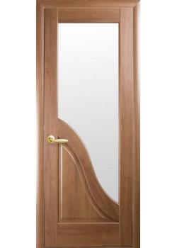 Двері Амата ПО Золота Вільха Новий Стиль