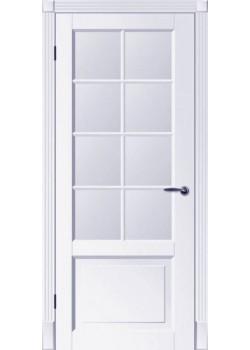 Двері К1 ПО скло решітка Woodok
