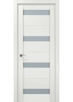 Двери ML-03 белый ясень Папа Карло