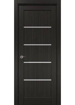 Двери CP-14 дуб серый Папа Карло