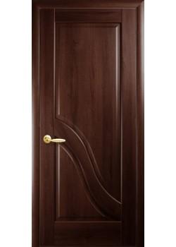 Двері Амата Каштан Новий Стиль