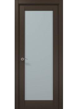 Двери ML-00 дуб мокко Папа Карло