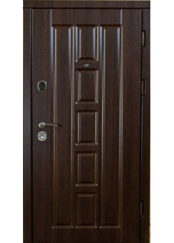 Двері Турин Горіх Темний Very Dveri