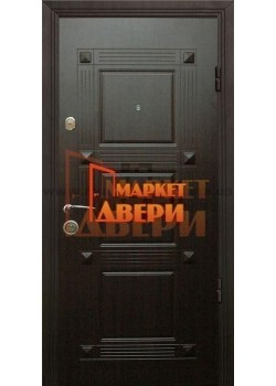 Двері Альма TDK11 венге Мілано