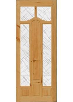 Двері Мадрид ПО Масив Сосни