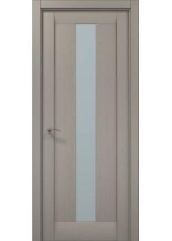 Двері ML-01 пекан світло-сірий Папа Карло