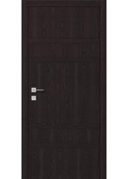 Двери Kross ПГ шпон Rodos