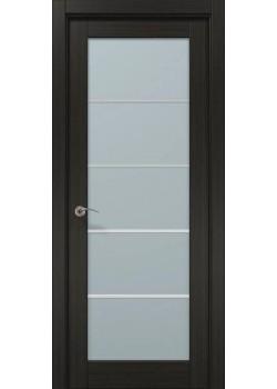 Двери CP-14S дуб серый Папа Карло