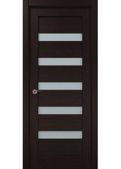 Двері ML 02c венге Папа Карло