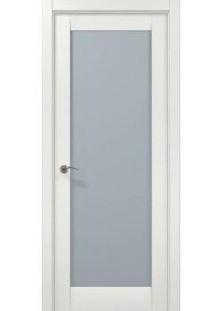 Двери ML-00 белый ясень Папа Карло