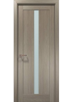 Двері Optima 01 клен сірий Папа Карло