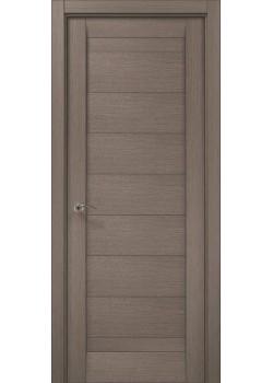 Двері ML 04c дуб сірий Папа Карло