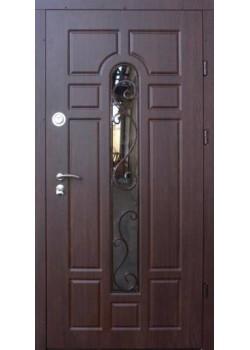 Двери Классик Трио со стеклопакетом Форт