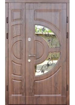 Двери Греция Премиум 1200 со стеклопакетом Форт