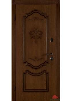 Двери В-ПРЕСТИЖ ДУБ НАТУРАЛЬНЫЙ Двери Белорусии (входные)
