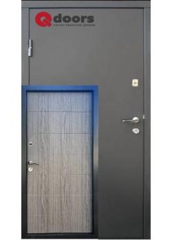 Двері Вип М Горизонталь Qdoors