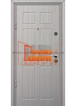 Двері Джента 418 венге світле Мілано