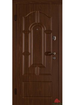 Двери ВЕСТА ЛЕСНОЙ ОРЕХ Двери Белорусии (входные)