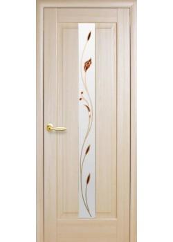 Двери Премьера+Р1 Ясень Новый Стиль
