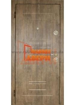 Двері Джента 710 старе дерево Мілано