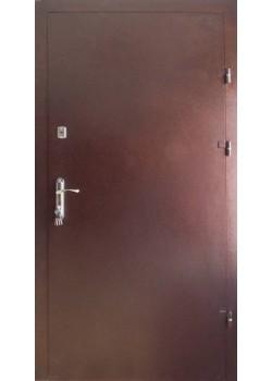 Двери Металл - Металл с притвором улица Redfort