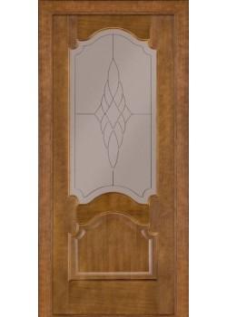 Двери 8 ПО дуб тонированный Terminus