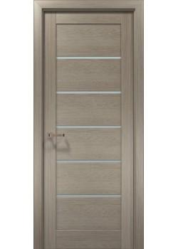 Двери Optima 04 клен серый Папа Карло