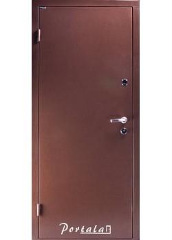 Двери Антик 130 Металл-МДФ Каприз Портала