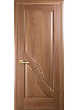 Двери Амата Золотая Ольха Новый Стиль