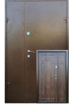 Двері Мет/МДФ з притвором вулиця 1200 Redfort