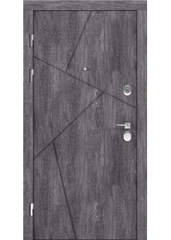 Двери Lnz 006 Rodos Steel