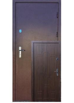Двері Мет/МДФ 2 контури Redfort