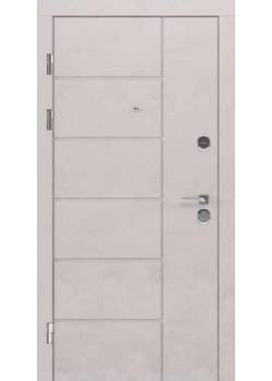 Двері Lnz 002 Rodos Steel