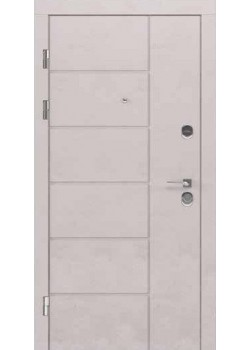 Двери Lnz 002 Rodos Steel