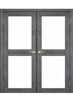 Двери ML-07 двойные Korfad