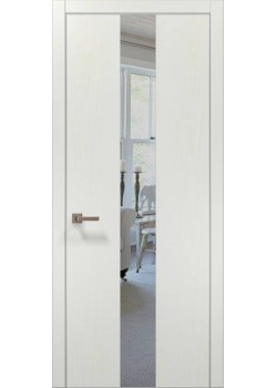 Двери PL-06 белый ясень Папа Карло