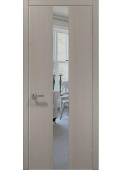 Двери PL-06 пекан светло-серый Папа Карло