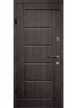 """Двері 116 венге темний квартира """"Arma"""""""