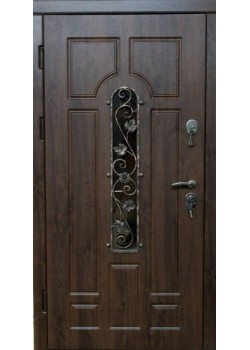 """Двері Арка з ковкою """"Very Dveri"""""""