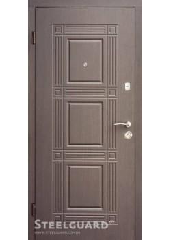 "Двери DO-18 Венге темный ""Steelguard"""