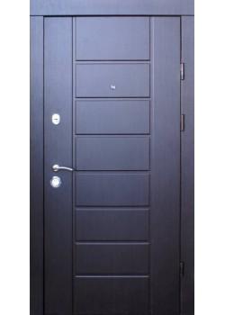 """Двері Еталон Канзас венге темний """"Qdoors"""""""