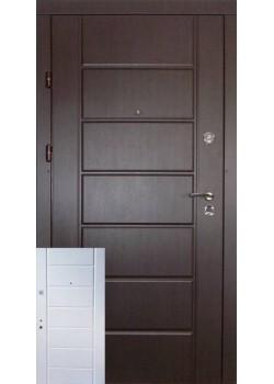 "Двері Канзас 2 кольори Преміум ""Redfort"""