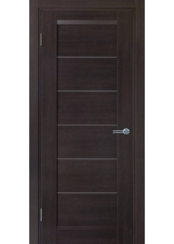 "Двери Лайн Алюминий (венге) ""Реликт"""