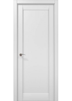 """Двері ML-00F білий матовий """"Папа Карло"""""""