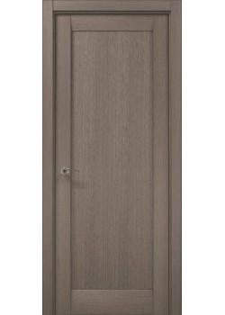 """Двері ML-00Fc дуб сірий """"Папа Карло"""""""